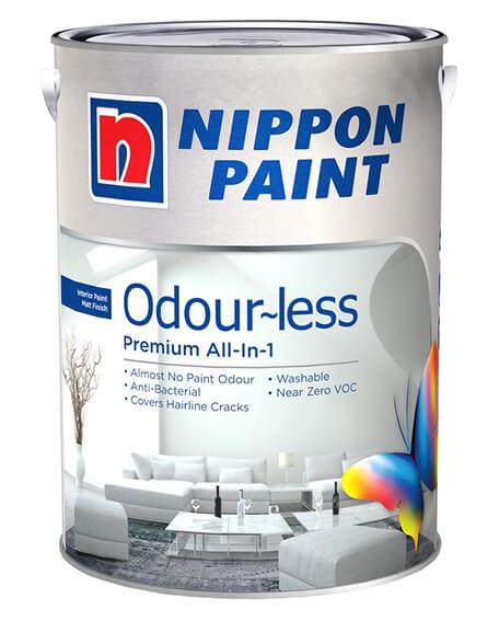 Odourless Paint Philippines